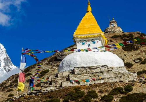 Everest Base Camp Trek in September
