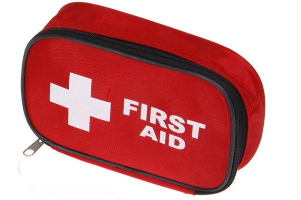 Personal first aid Kit for Trekking, Hiking and Backpacking