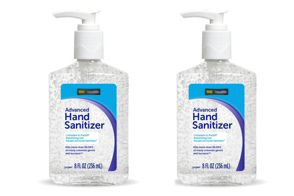 Antibacterial Hand washes for Backpacking, trekking and Hiking