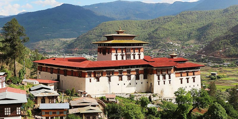 Rinpung Dzong - Best Places to Visit in Bhutan