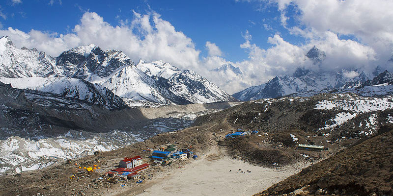 kalapattar - Everest Base Camp 12 Days