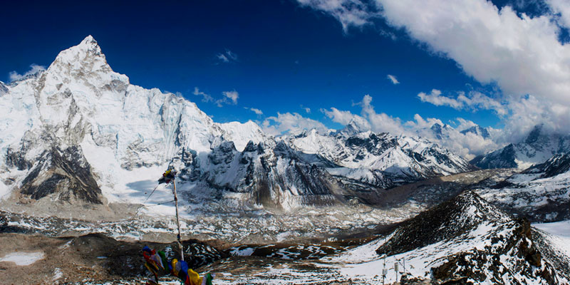 Everest Base Camp, Top 10 Tourist Destinations in Nepa