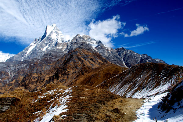 Mardi Himal 5 days Trek - Trekking in Nepal - Nepal trek adventures