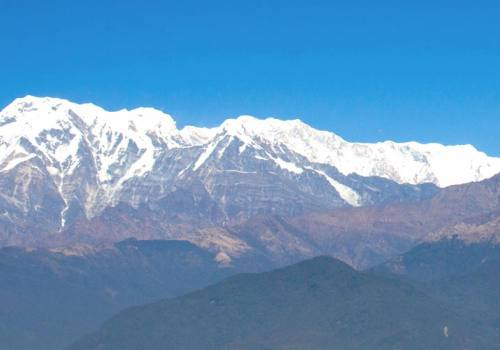 Short Hikes Around Pokhara Valley