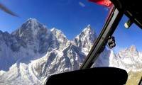 View From Everest Base Camp Helicopter Tour
