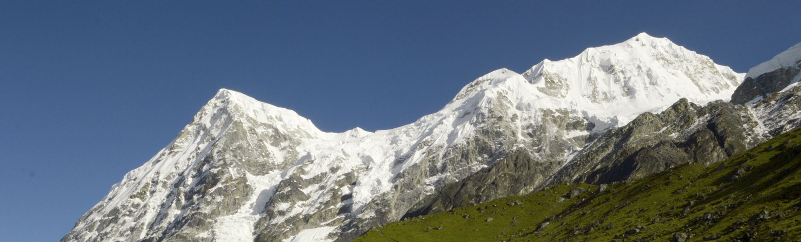 Kanchanjunga  is world's third highest peak that has height of 8,585m from sea level. It is said that this mountain is a residence of god who gives affluence and kindness to the residents of this area.