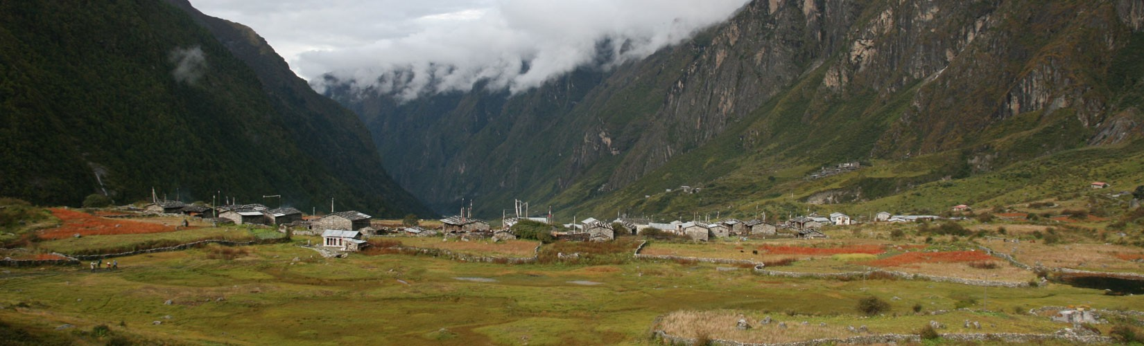 Langtang Valley is a beautiful experience. It is also called The Valley of Glaciers Trek.