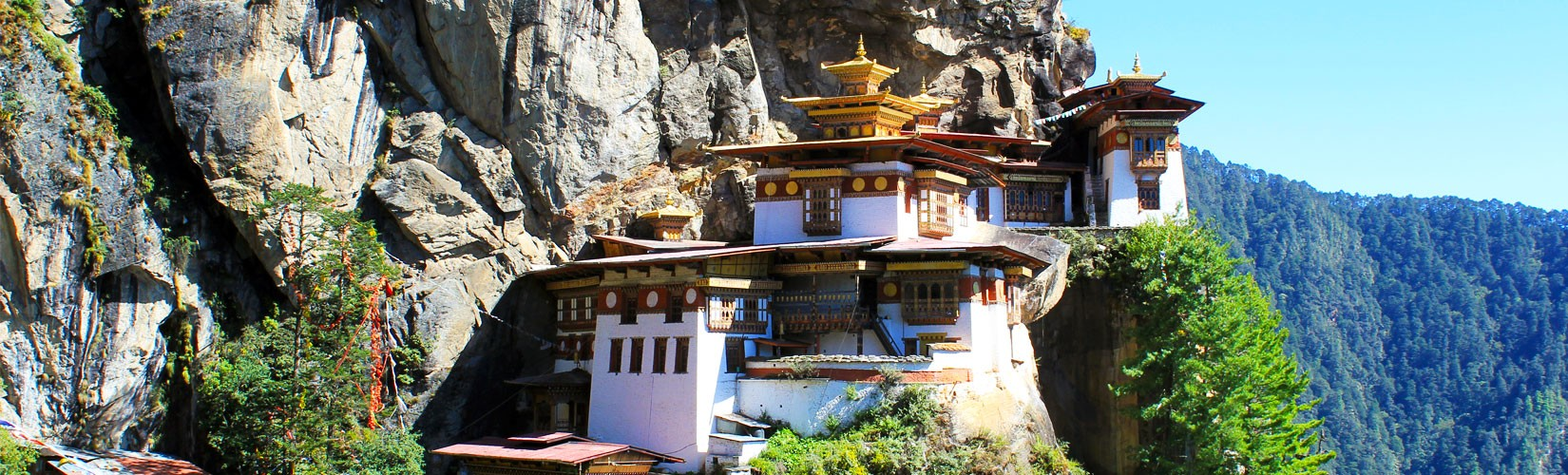 This 03 Nights 04 Days Bhutan Tour will take you to Paro and Thimpu, capital city of Bhutan. The Himalayan flight to Paro and visit to Taktsang Monastery (Tiger's Nest) is going to be awe-inspiring experience for you.