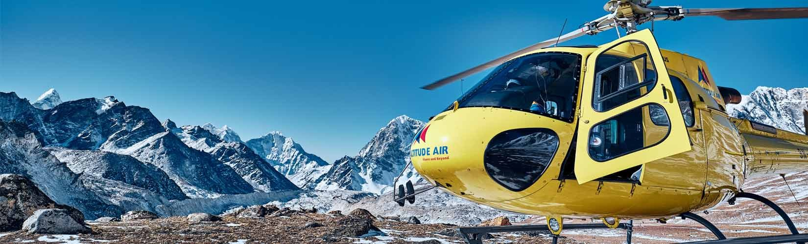 Luxury Tour to Everest