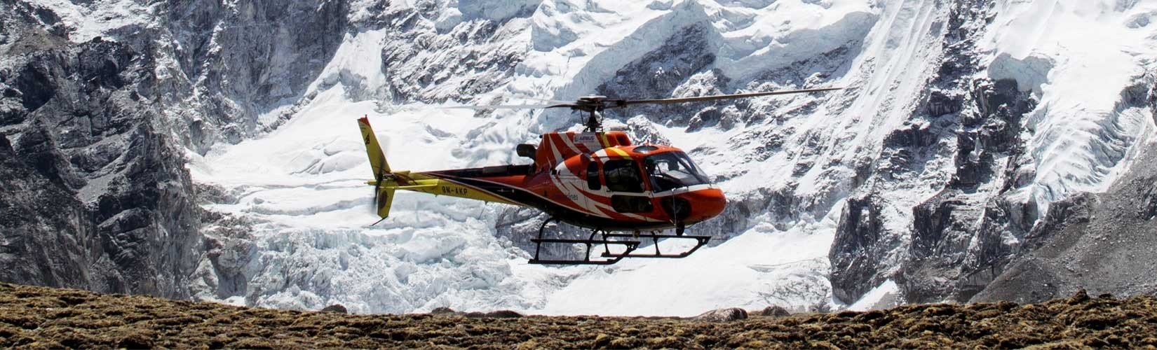 Mount Everest Base Camp Helicopter Day Tour