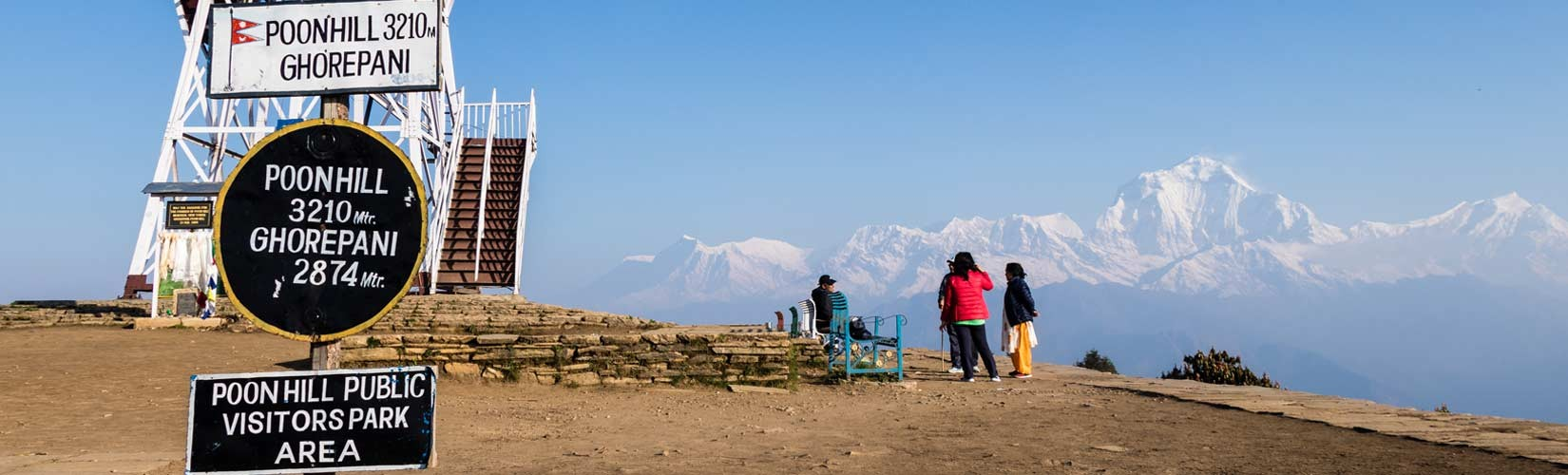 Ghorepani Poon Hill 4 Days Trek
