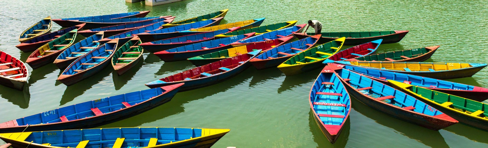 Pokhara is a place that will quench your thirst of seeing mountains from close and enjoy lakes so that you may completely immerse in it.
