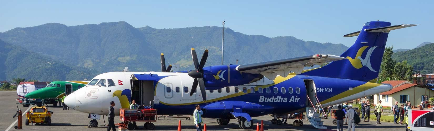 Kathmandu Pokhara Flight Ticket Booking