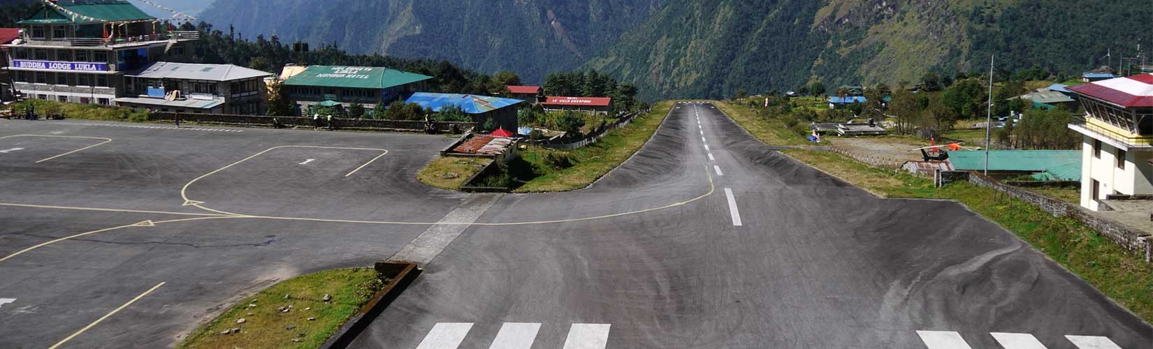 Kathmandu To Lukla Flight Ticket