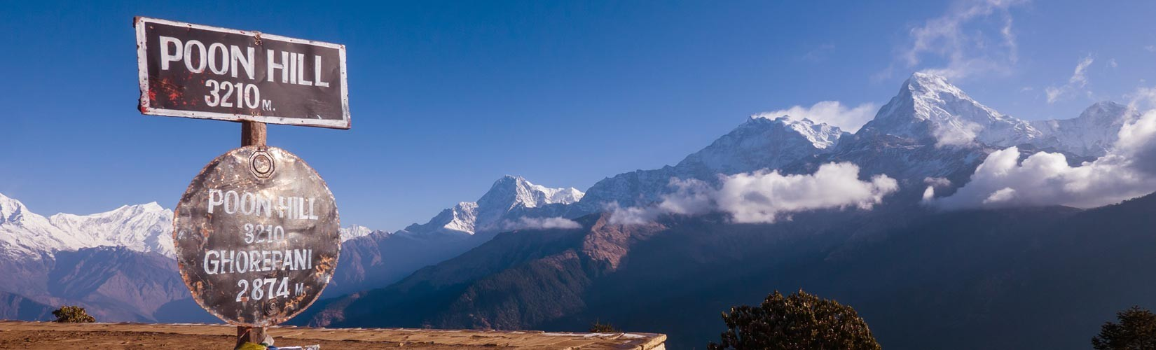 Poonhill 3 Days Trek