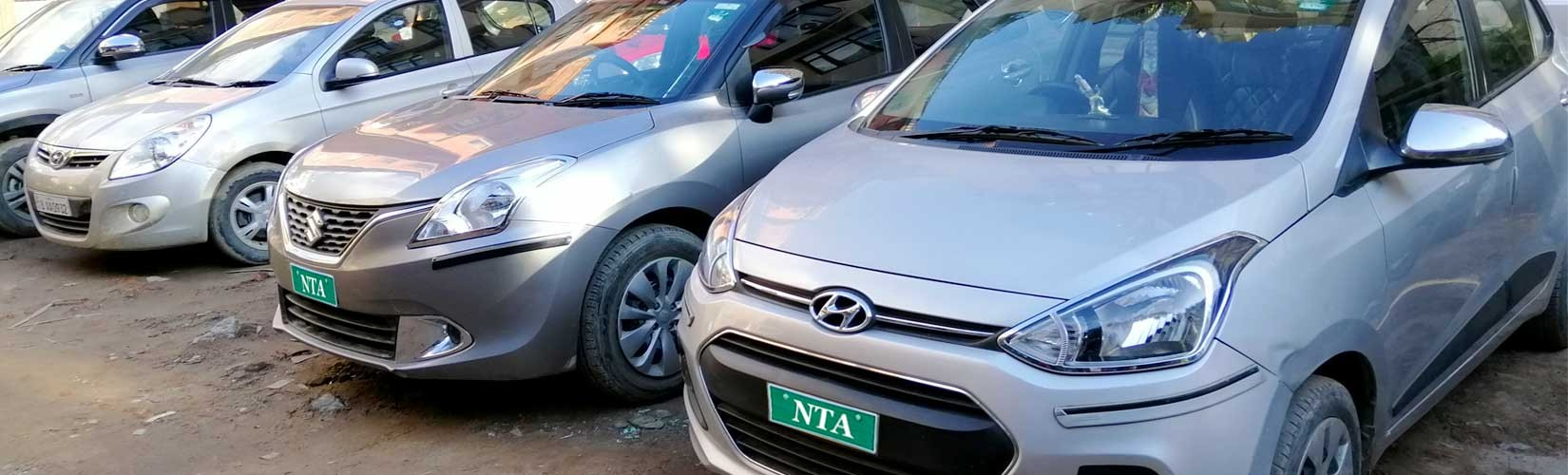 Rental Car in Nepal