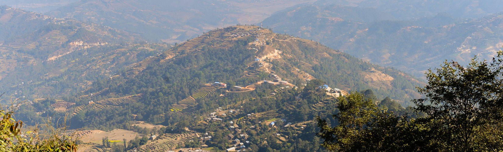 Nagarkot, a world class hill station is located in Bhaktapur district, 28 kilometer north from Kathmandu. It is one of the best destinations for sunrise view of Himalayas namely, Mt. Everest, Gaurishankar, Langtang, Dorje Lakpa and many more. It also offe