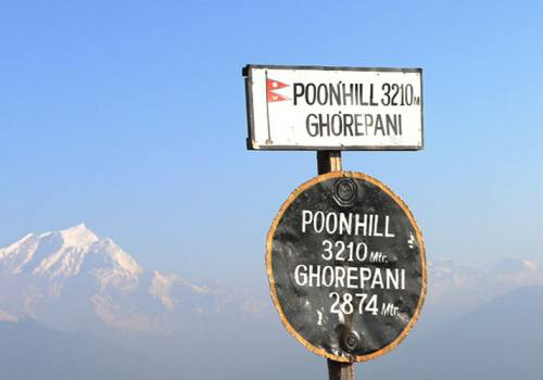 7 Days Ghorepani Poon Hill Trek