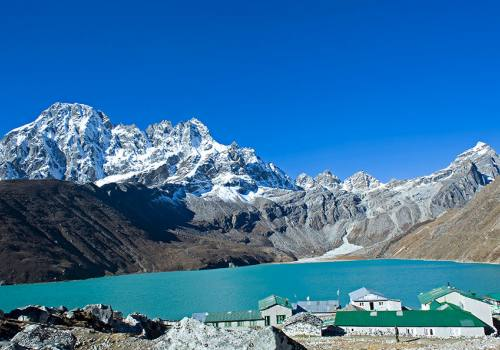 Gokyo Valley Trek with EBC