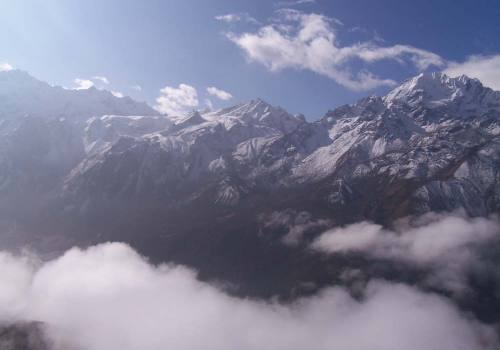 Langtang and Gosaikunda Pass