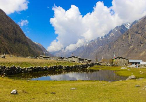 Langtang Valley Short Trekking