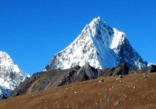Lobuche East Peak with EBC Trek
