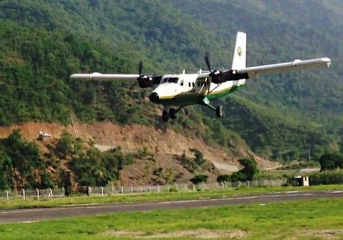 Ramechhap to Lukla Flight